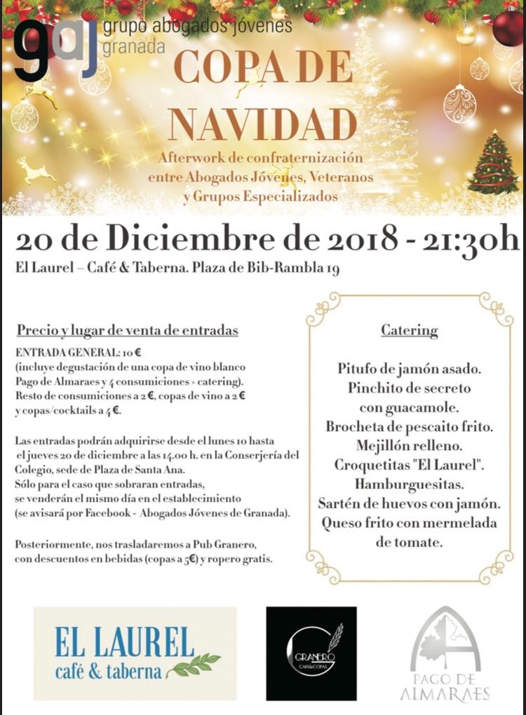 COPA NAVIDAD 2018